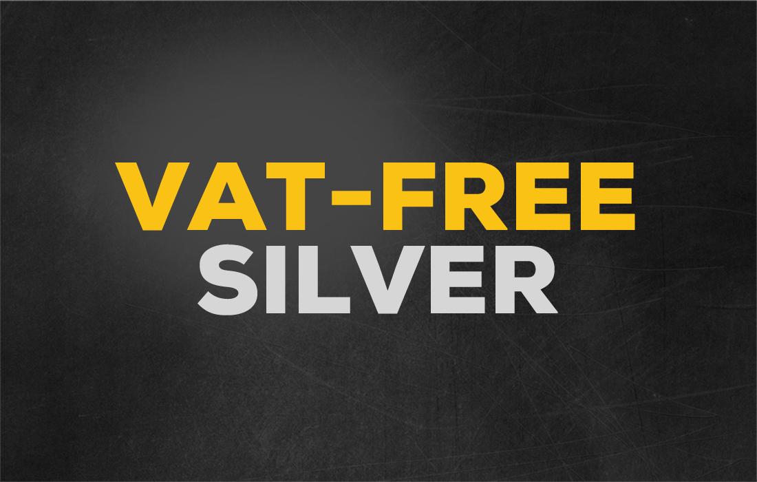 Vat Free Silver